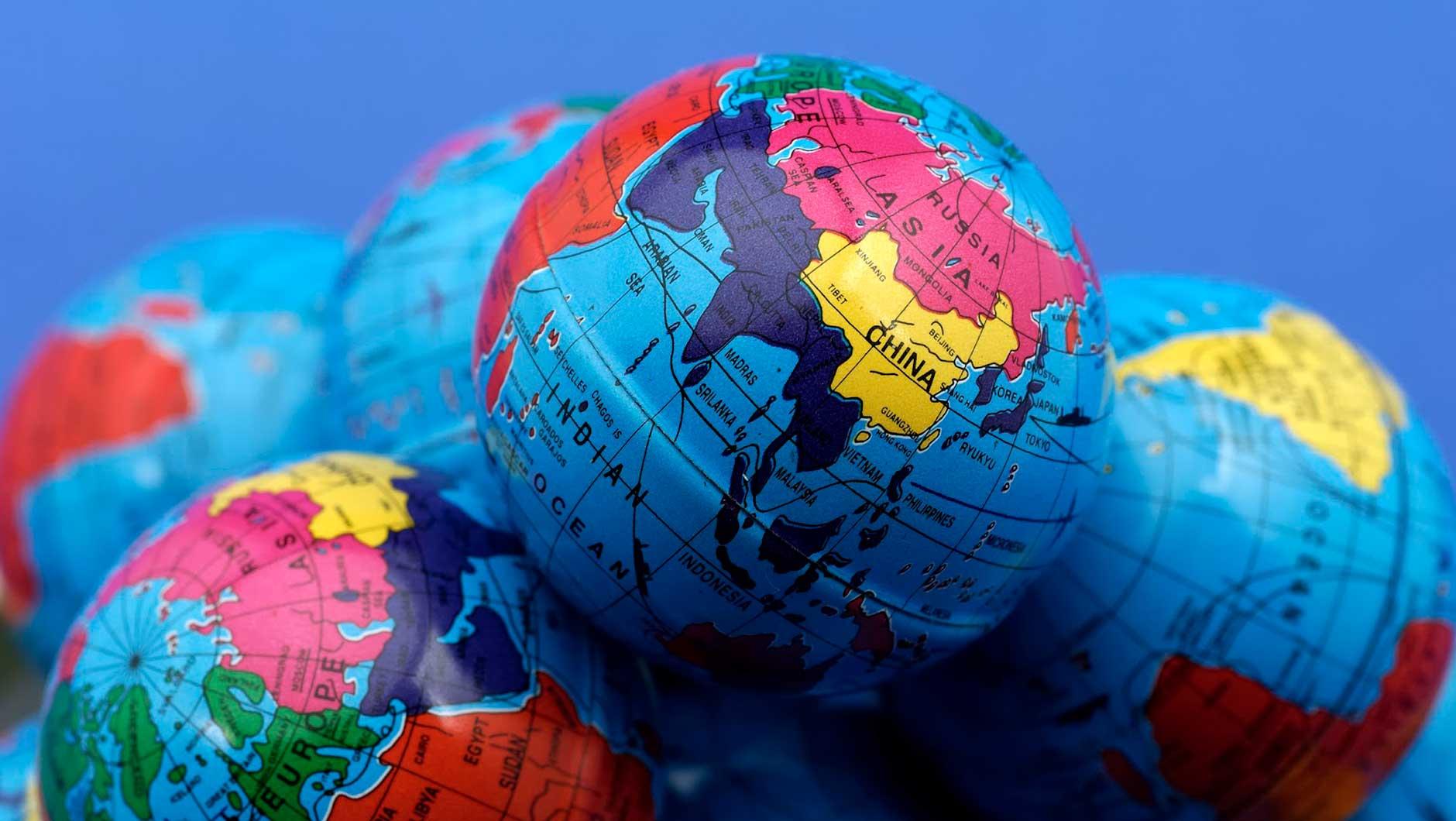 Всемирное отношение стран мира