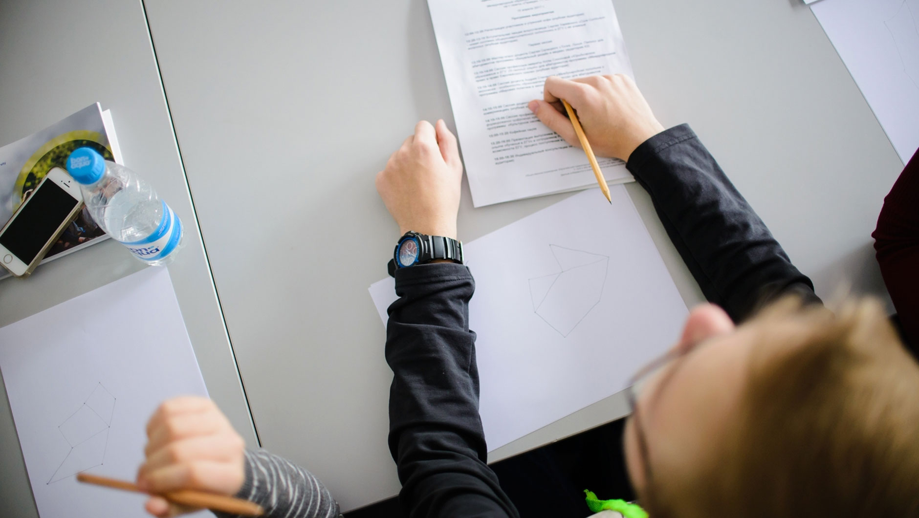 С 23 октября 2020 года школьники получили возможность проходить РТ онлайн. Поэтому оценить свои знания можно не выходя из дома