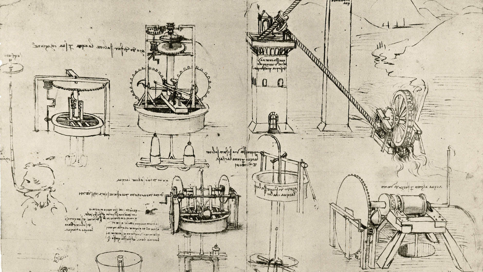 renaissance science inventions - HD1600×900