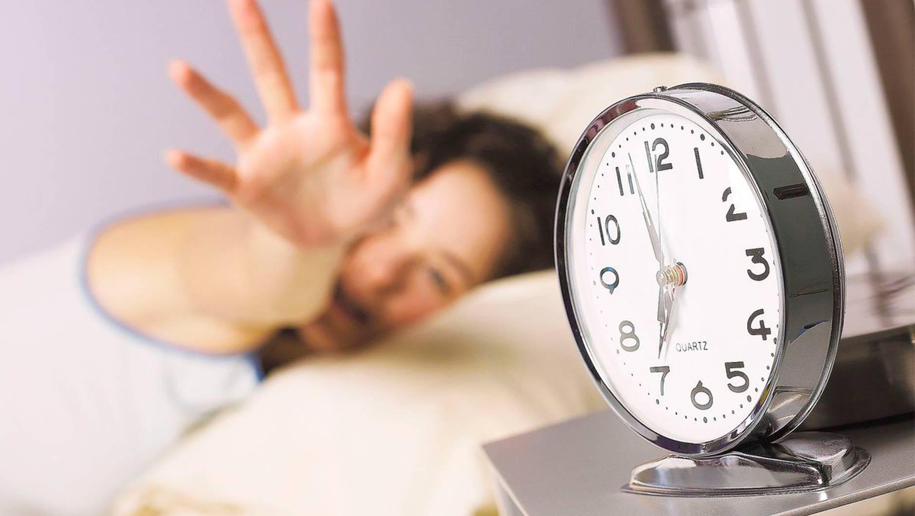 Как легко проснуться?