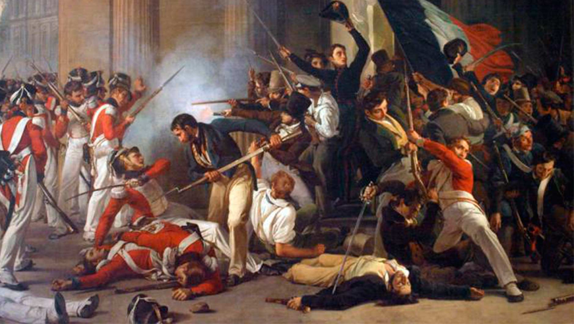 an analysis of the french revolutionary wars The american revolutionary war that's what we often call it if the french revolution is the benchmark for how revolutions go, then the american revolution was not a revolution at all the french queen was just one of the innocent victims of the french revolution.