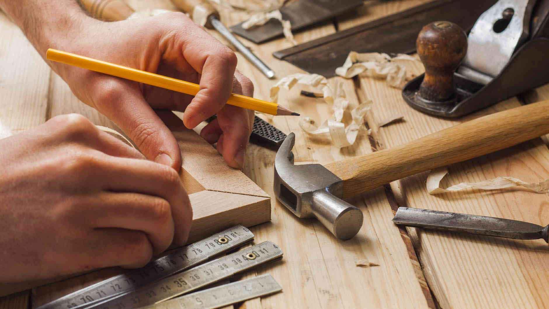 Изготовление мебели ручная работа